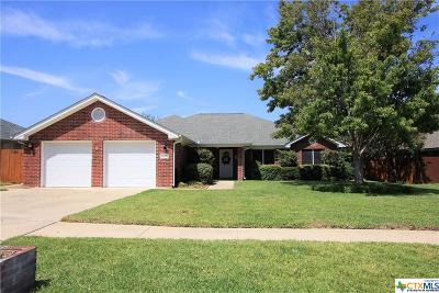 Killeen Single Family Home For Sale: 2107 Southport Drive