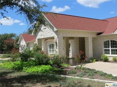 Temple, Belton, Salado, Troy Single Family Home For Sale: 13444 Cedar Valley