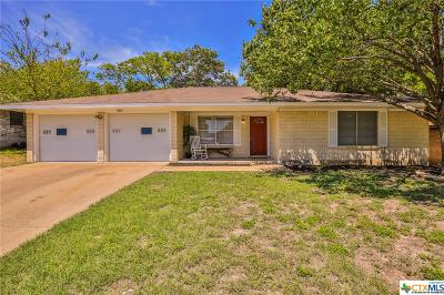 Temple Single Family Home For Sale: 3102 Antelope Trail
