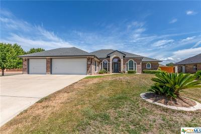 Harker Heights TX Single Family Home For Sale: $269,999