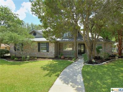 New Braunfels Single Family Home For Sale: 821 Mission Hills