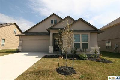 Schertz Single Family Home For Sale: 5256 Forest