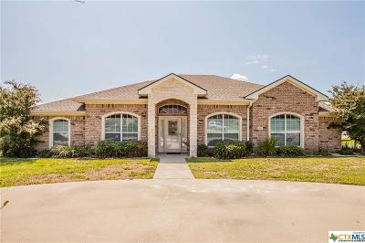 Harker Heights Single Family Home For Sale: 400 Wrought Iron Drive