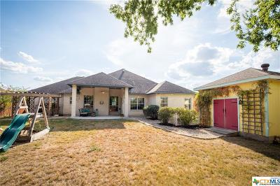 New Braunfels Single Family Home For Sale: 1161 Loma Verde