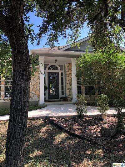 San Marcos Single Family Home For Sale: 1750 N Bishop