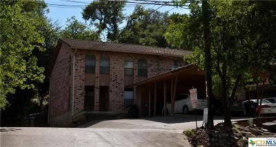 San Marcos Condo/Townhouse For Sale: 817 Old Ranch Road 12