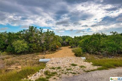 New Braunfels Residential Lots & Land For Sale: 784 Copper Ridge