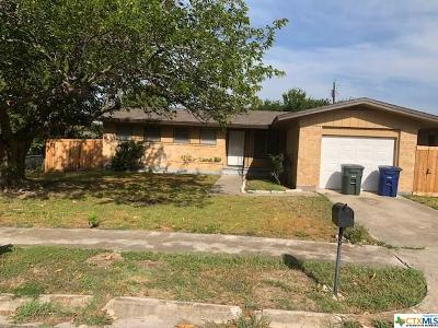 Copperas Cove Single Family Home For Sale: 609 N 17th