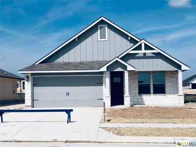 Copperas Cove Single Family Home For Sale: 2508 Pintail Loop