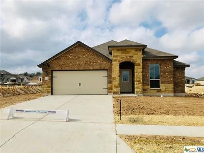 Copperas Cove Single Family Home For Sale: 2524 Pintail Loop