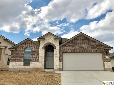 Copperas Cove Single Family Home For Sale: 2343 Pintail Loop
