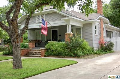 San Marcos Rental For Rent: 1114 W Hopkins