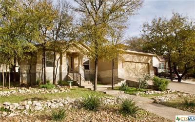 San Marcos Single Family Home For Sale: 209 Sierra Ridge