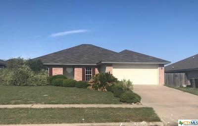 Killeen Single Family Home For Sale: 5304 Vail