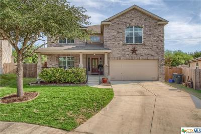 New Braunfels Single Family Home For Sale: 2427 Concho Loop