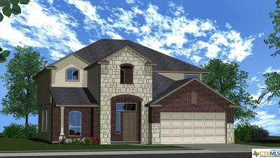 Copperas Cove Single Family Home For Sale: 2339 Pintail Loop