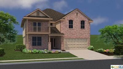 Copperas Cove Single Family Home For Sale: 2355 Pintail Loop