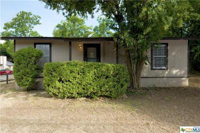 San Marcos Single Family Home For Sale: 306 Orchard Street