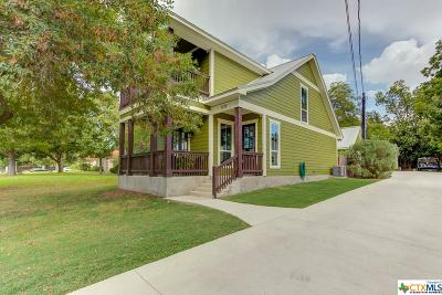 New Braunfels Single Family Home For Sale: 1177 Stonewall Street