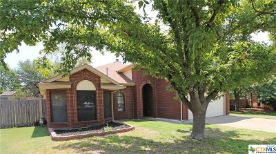 Harker Heights TX Single Family Home For Sale: $169,900