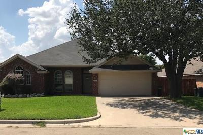 Harker Heights Single Family Home For Sale: 2014 Herald Drive