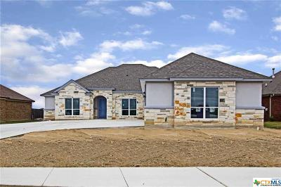 Killeen Single Family Home For Sale: 2200 Reese Creek Road
