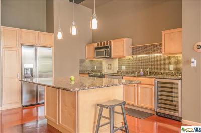 San Antonio Condo/Townhouse For Sale: 214 E Travis #303