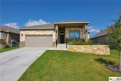 Temple TX Single Family Home Pending: $186,500