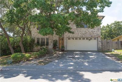 San Antonio Single Family Home For Sale: 15723 Persimmon Hill