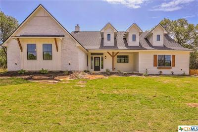 Belton Single Family Home For Sale: 4 Riverstone Parkway