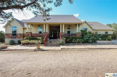 New Braunfels Single Family Home For Sale: 2665 Summit