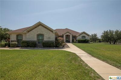 Killeen Single Family Home For Sale: 585 Hickory Drive