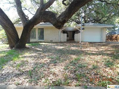 Lampasas Single Family Home For Sale: 416 W 5th