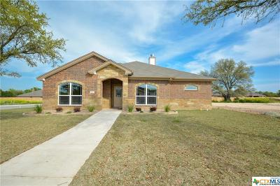 Belton TX Single Family Home For Sale: $262,750