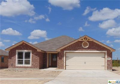 Copperas Cove Single Family Home For Sale: 845 Ross Road