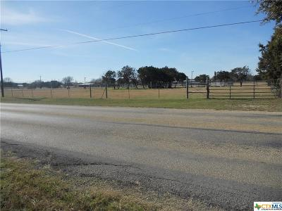 Harker Heights Residential Lots & Land For Sale: 0000 Warriors