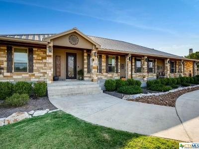 New Braunfels Single Family Home For Sale: 778 Haven Point