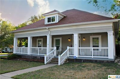 Temple Single Family Home For Sale: 1204 N Main