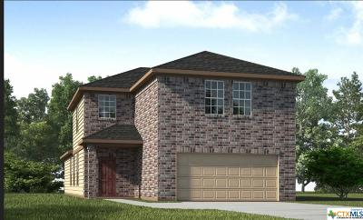 New Braunfels Single Family Home For Sale: 122 Buttercup Bend