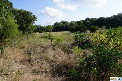 Canyon Lake Residential Lots & Land For Sale: 1491 Carson Creek