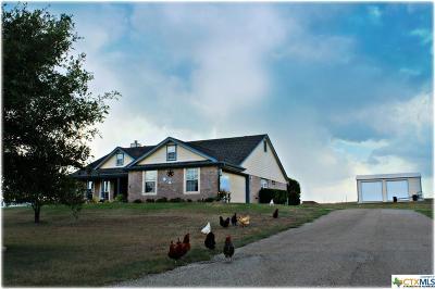 Killeen Single Family Home For Sale: 12361 Oakalla Road