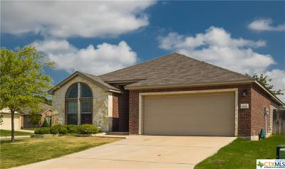 Temple Single Family Home For Sale: 8016 Woodbury