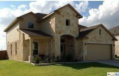 Killeen TX Single Family Home For Sale: $178,900