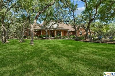 New Braunfels Single Family Home For Sale: 26162 Lewis Ranch Road