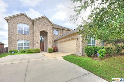Schertz Single Family Home For Sale: 6037 Covers Cove