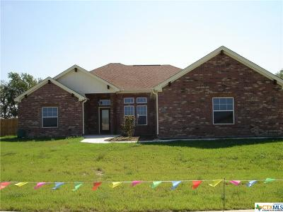Temple TX Single Family Home For Sale: $321,850