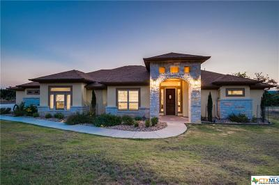 New Braunfels Single Family Home For Sale: 1515 Decanter Drive
