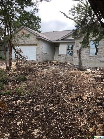 Canyon Lake Single Family Home For Sale: 570 Forest Crest