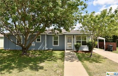 Harker Heights Single Family Home For Sale: 209 Ronald Drive
