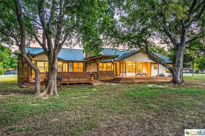 Guadalupe County Single Family Home For Sale: 866 Cottonseed